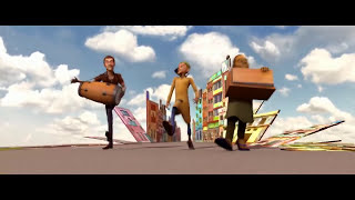 video song band baj gaya from the film 3 bahadur revenge of baba balam