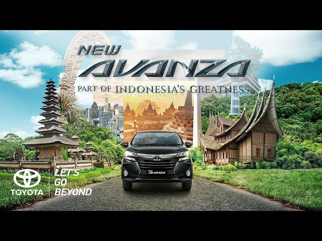 Toyota New Avanza - Part Of Indonesias Greatness