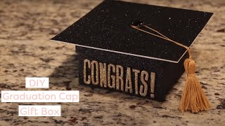 Diy Graduation Cap Gift Box   Hgtv Handmade