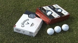 Callaway HEX Golf Balls | PGA.com Game Changers