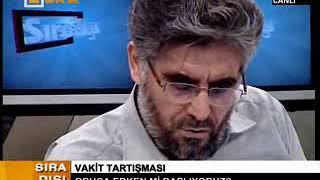 Ülke Tv – Sıradışı Programı / Namaz Vakitleri -1