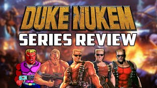 Reviewing Every Duke Nukem Game - GmanLives