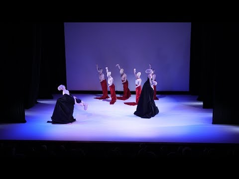 Shen Wei Expressions in Dance