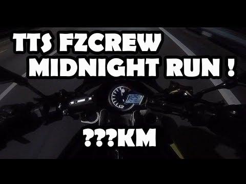 Ride to TTS FZCrew 2019 (Yamaha FZ150i)