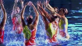 Чемпионат мира по водным видам спорта Казань 2015. Официальный тизер