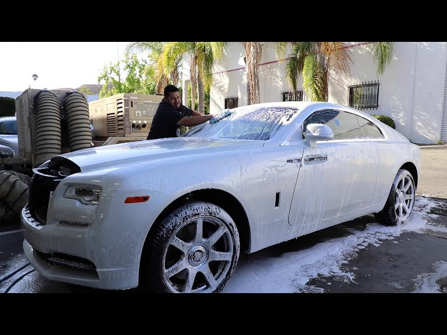 How to wash your car with Paint Protection Film / Clear Bra