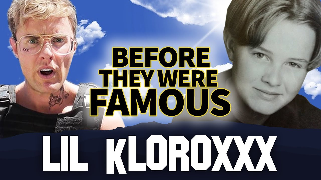 LIL KLOROXXX | Before They Were Famous | INTERVIEW w. Bart Baker