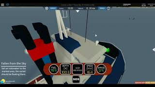ROBLOX Ship Simulator III | Falling from the Sky Quest
