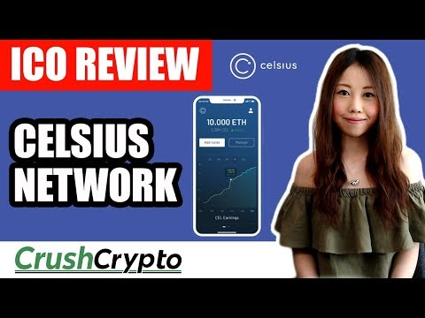 ICO Review: Celsius Network (CEL) - P2P Lending & Borrowing Platform