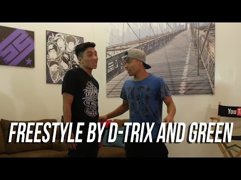D.R.A.M. Cha Cha #DanceOnChaCha | Freestyle by D-trix and Green