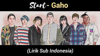 Lirik Sub Indo  Start Over - Gaho   Ost. Itaewon