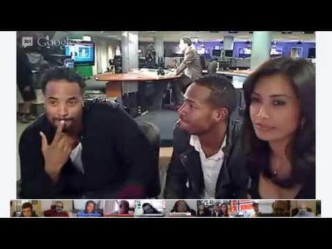 Fox 11 Google+ Hangout: Wayans Brothers, Shawn & Marlon Wayans