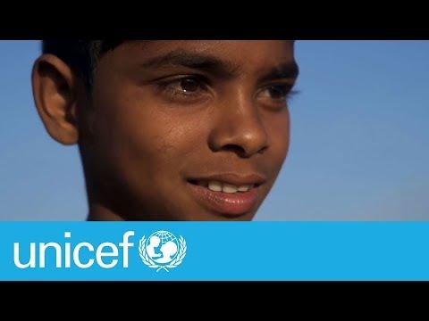 Life in limbo for Rohingya children | UNICEF