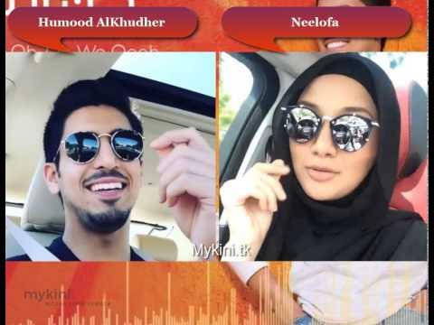 Kun Anta - Neelofa - Humood AlKhudher | حمود الخضر - كن أنت