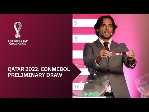 LIVE TODAY : CONMEBOL Draw [FIFA World Cup Qatar 2022™]