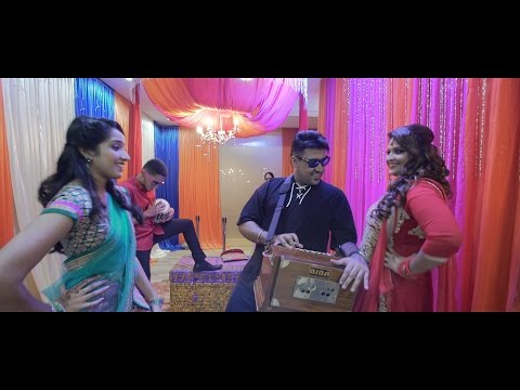 Punjabi Wedding Song | Punjabi Wedding Lip Dub | #maanveermisheel