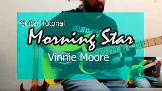 Morning Star - Intro - Vinnie Moore Lesson