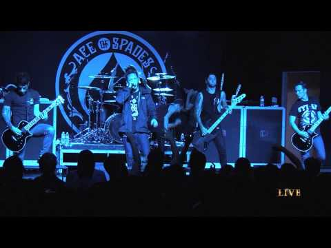 Woe is Me ~ Complete set ~ 11/19/12 on ROCK HARD LIVE