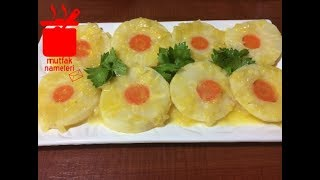 Portakallı Zeytinyağlı Kereviz Tarifi-Mutfak nameleri