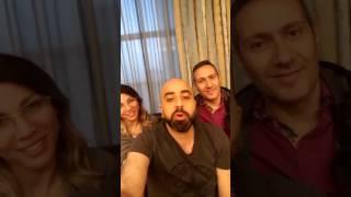 Gambar cover من لبنان المجموعة الكوميدية خلال شهر رمضان: هشام حداد، بونيتا سعاده، وطوني ابو جوده