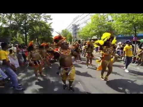 Zomer Carnaval Rotterdam 2014