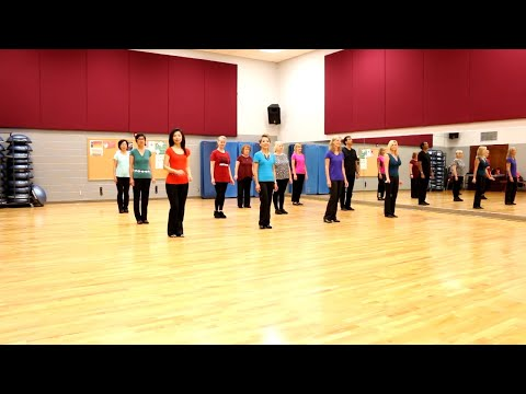 Sweet Caroline - Line Dance (Dance & Teach in English & 中文)