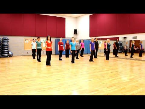 Sweet Caroline - Line Dance (Dance & Teach in English & 中文)