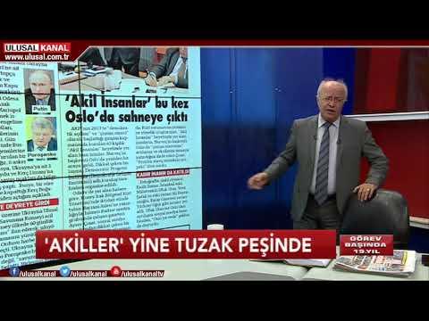 Televizyon Gazetesi - 27 Kasım 2018 - Halil Nebiler - Prof. Dr. Hasan Ünal -  Ulusal Kanal