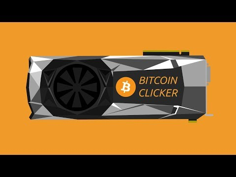 Bitcoin Clicker [РУССКИЙ ТРЕЙЛЕР]