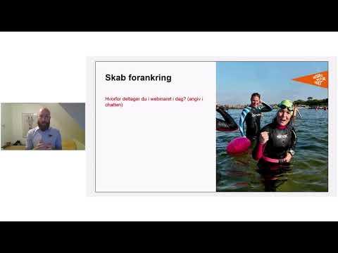 Til klubber: I gang med åbent vand-svømning