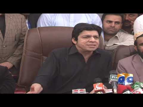 Special Report - Faisal Vawda Media Talk on Water Resources & Policies