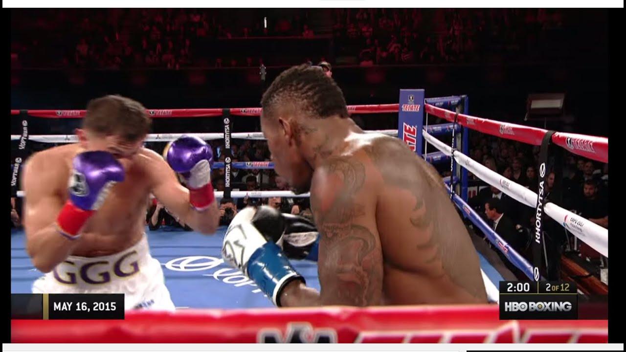 Gennady Golovkin vs. Willie Monroe Jr. 2015 [Full Fight] #1