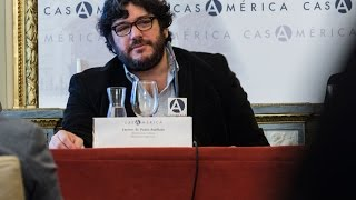 Pablo Avelluto, Ministro de Cultura de Argentina