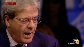 Paolo Gentiloni: 'Inseguire i populisti è un errore clamoroso'