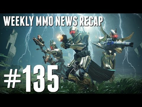 Weekly MMO News Recap #135: A big week for Destiny 2!