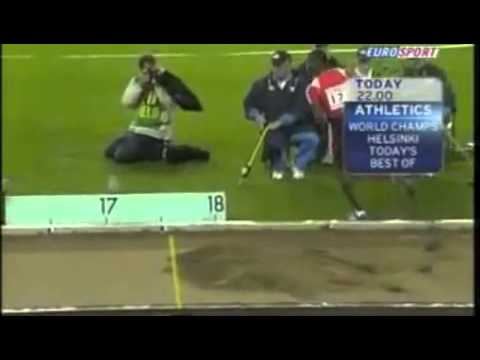 Helsinki 2005 Triple Jump Men Final