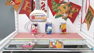 Toreba Online Crane Game Winnie the Pooh Embroidered Smartphone Case