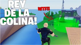 "Testing the New ""King of the Hill"" Mode in STRUCID *epic* Roblox Fortnite"