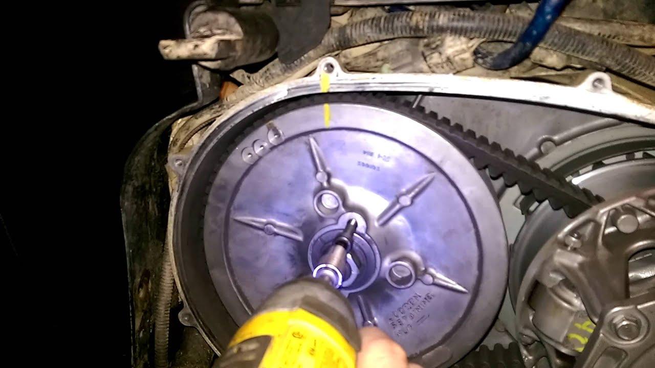 Kawasaki Teryx Belt Deflection
