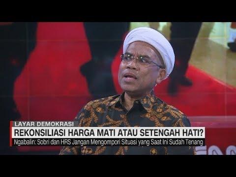 Panas! Ali Ngabalin