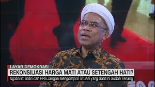 Panas! Ali Ngabalin Sebut FPI Fitnah Soal Pencekalan Rizieq Shihab #LayarDemokrasi