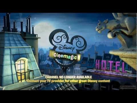Disney Cinemagic HD UK Final Close Down :( 28-03-13 hd1080 ( Last Minutes of Cinemagic )