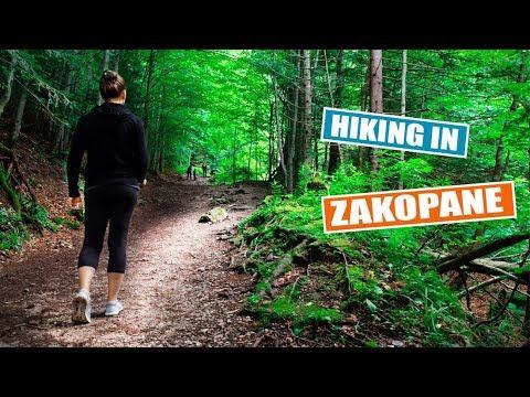 POLAND | Vlog 114 - Our First Hike in the Tatra Mountains | ZAKOPANE