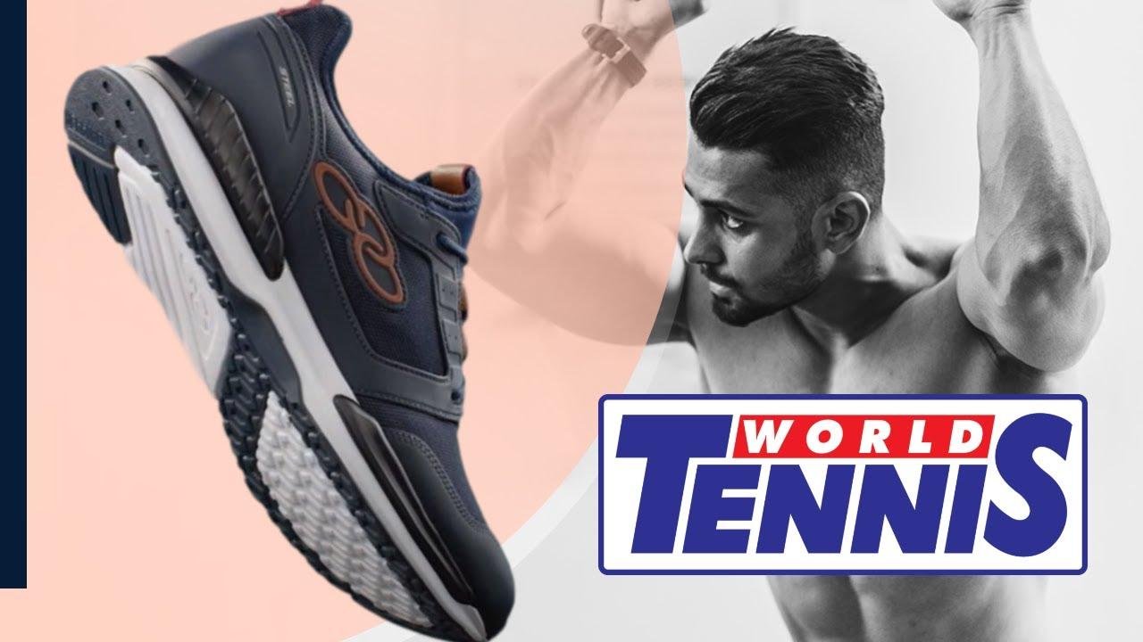 00c48fbd751 Tênis Olympikus Steel para Corrida - World Tennis