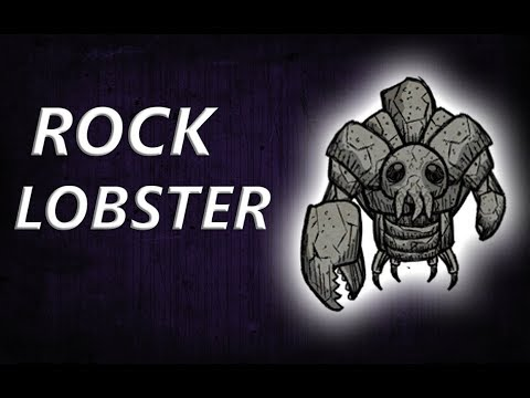 ROCK  LOBSTER | Don't Starve Together - Part 9 (Edgy Rick/TonicWater)