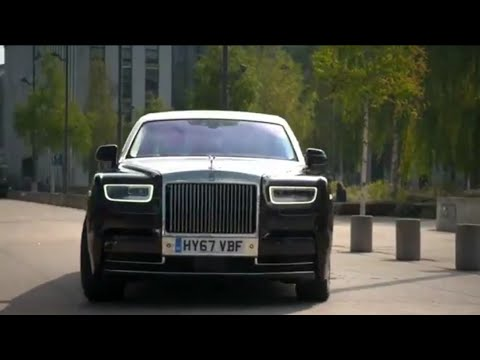 Rolls-royce Phantom, The King Of Luxury