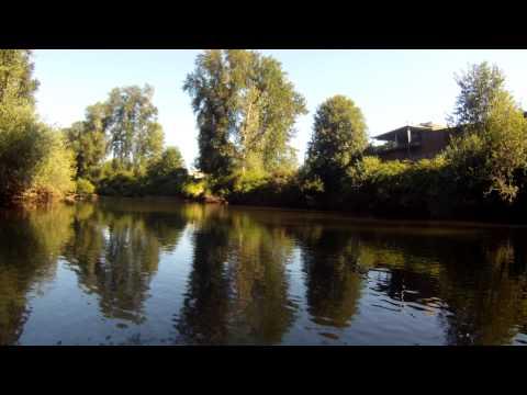 GOPROJet sking Duwamish River.MP4