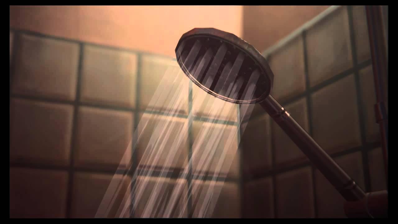 Maxine Caulfield shower scene - YouTube