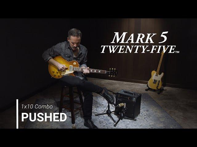 MESA/Boogie • Mark Five: 25™ 1x10 Combo • PUSHED