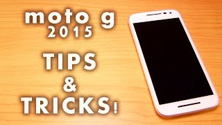 Motorola Moto G 3rd Generation TIPS & TRICKS, Helps PART-I